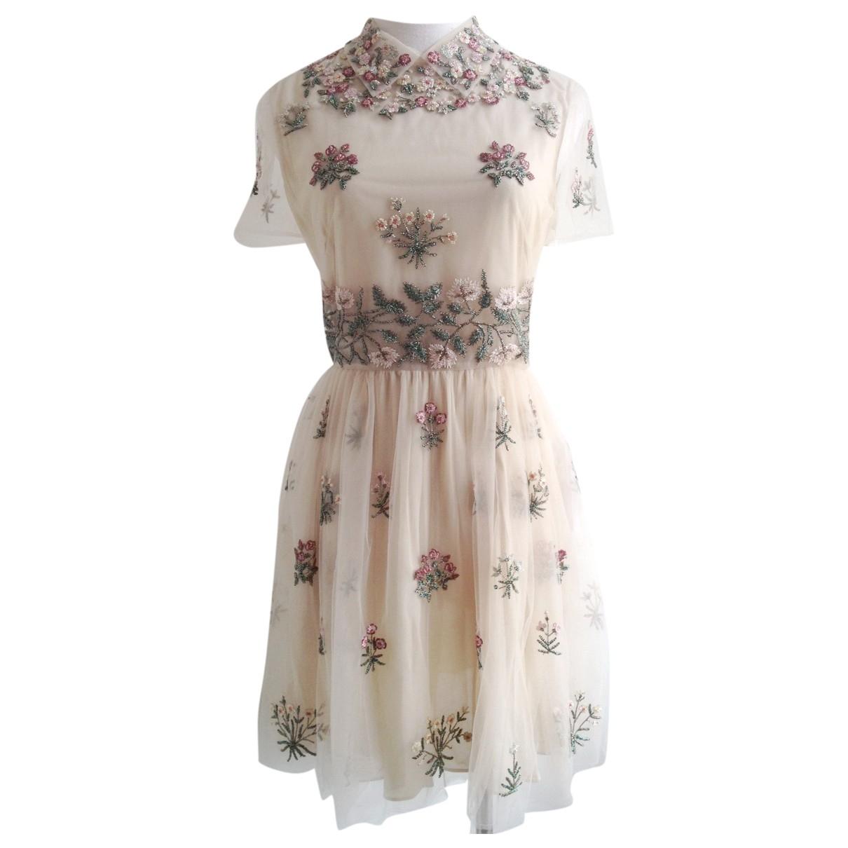 Vestido de Seda Valentino Garavani