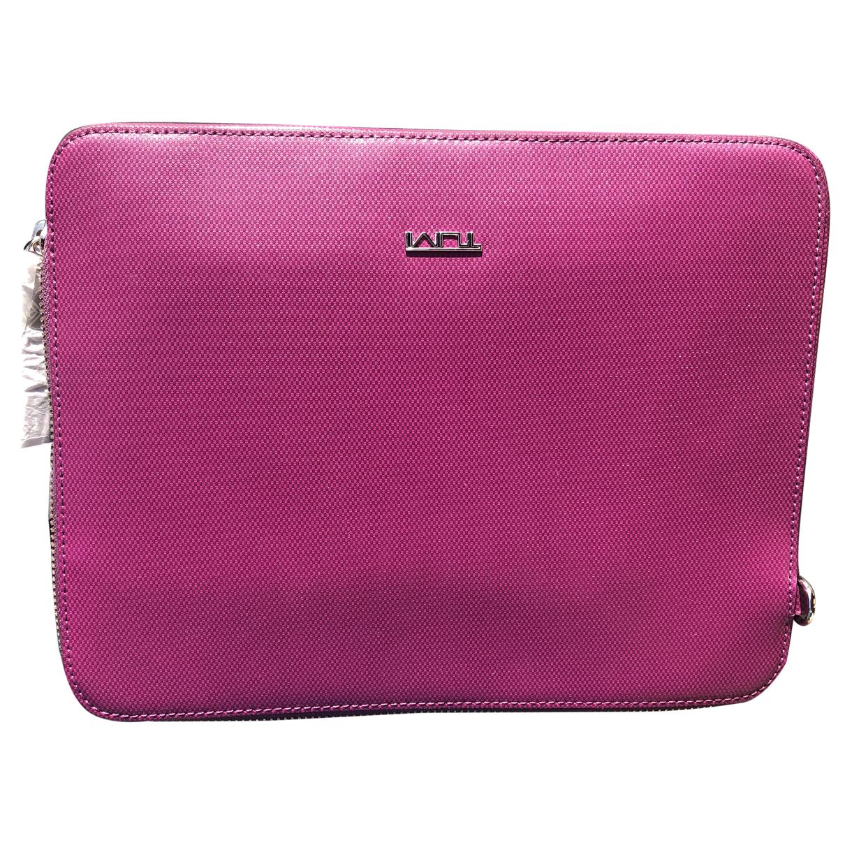 Tumi - Accessoires   pour lifestyle en cuir - violet