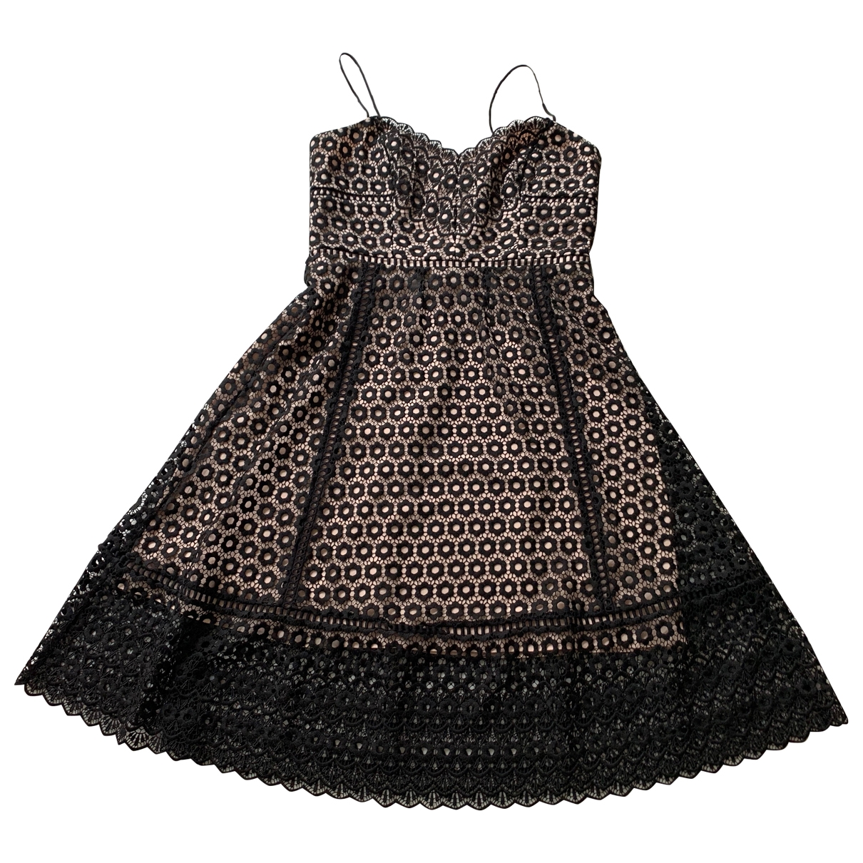 J.crew \N Black Lace dress for Women 8 US