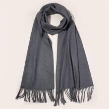 Maenner Einfacher Schal