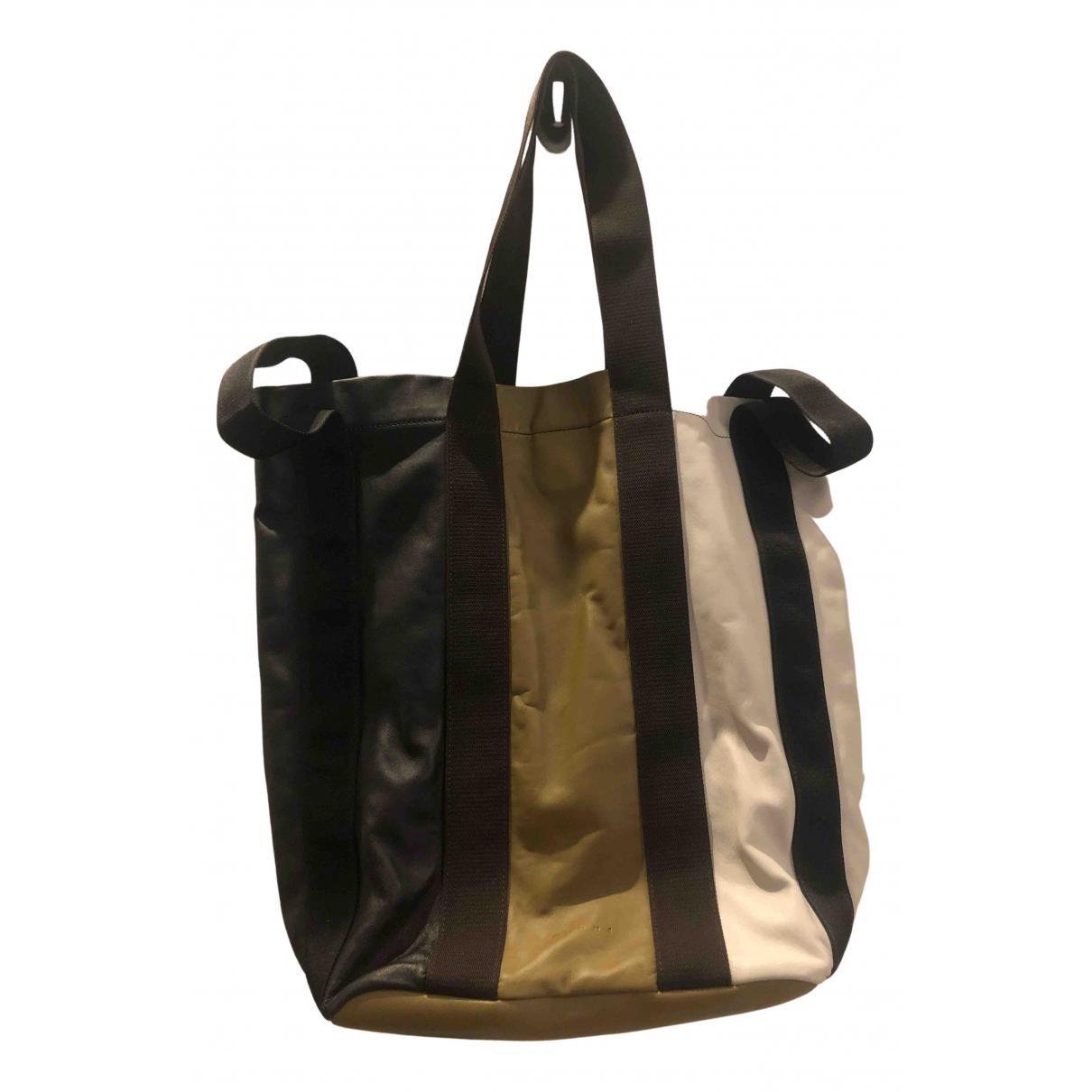 Marni N Multicolour Leather handbag for Women N