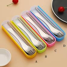 1pc Fork & 1pc Spoon & 1pair Chopstick