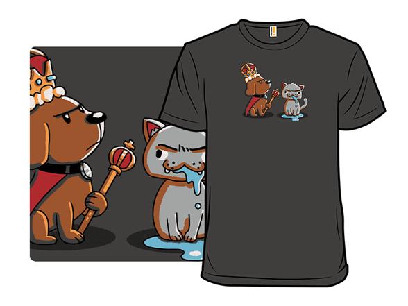 Dogz Rule T Shirt