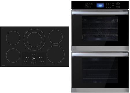 2 Piece Kitchen Appliance Package with SDH3652DB 36