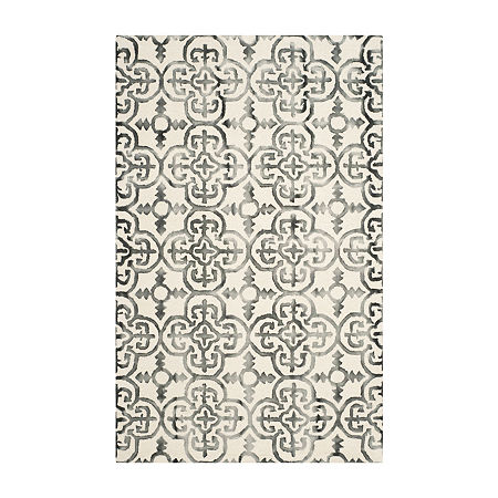 Safavieh Dip Dye Collection Danny Floral Area Rug, One Size , Multiple Colors