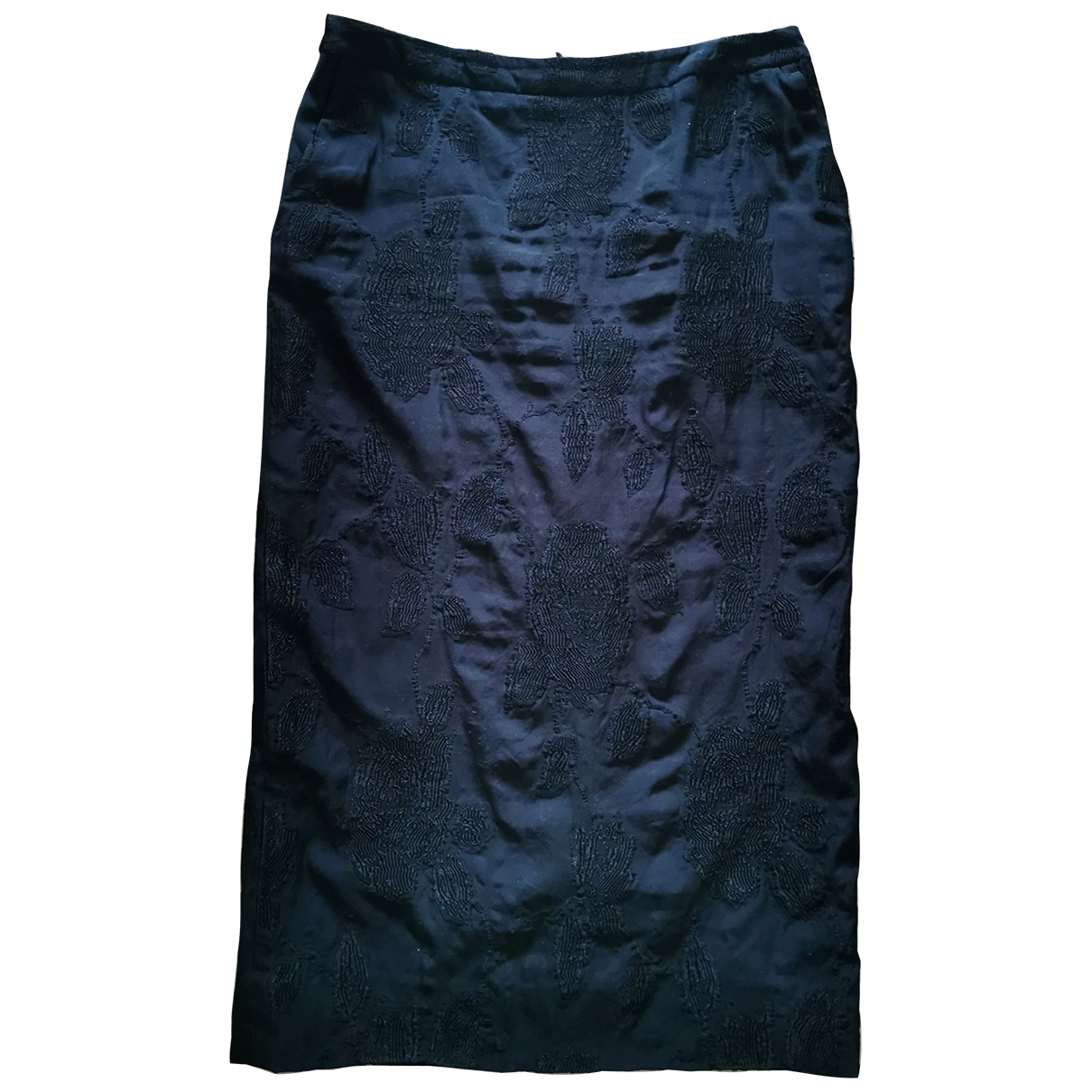 Dries Van Noten \N Black skirt for Women 38 FR