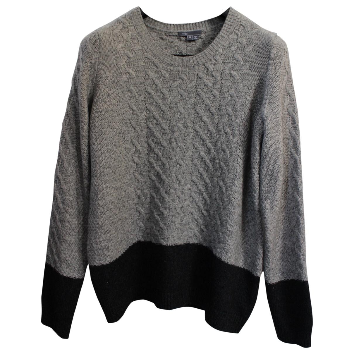 Vince \N Grey Wool Knitwear for Women 38 FR