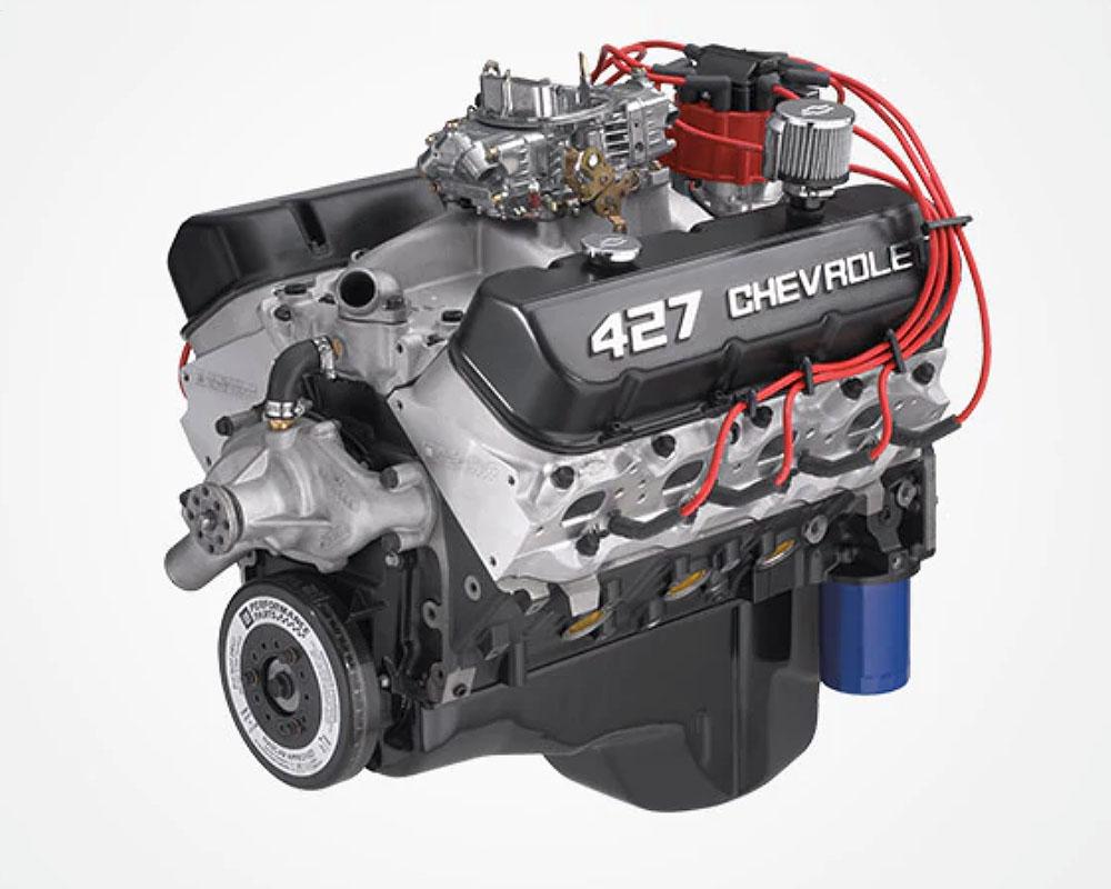 Chevrolet Performance 19331572 ZZ427/480 Big-Block V-8 Crate Engine