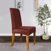 Plain Stretchy Chair Cover