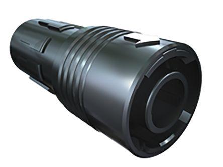 Samtec , MCPK Cable Mount Miniature Connector Plug, 12 Way, IP67