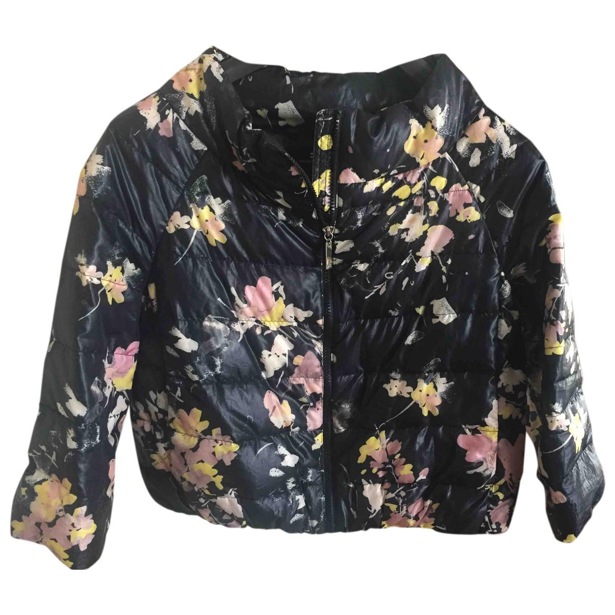 Elisabetta Franchi N Black Trench coat for Women 40 IT