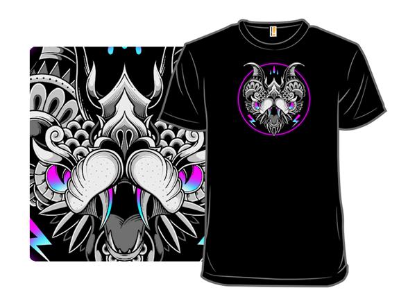 Retrowave Bat T Shirt