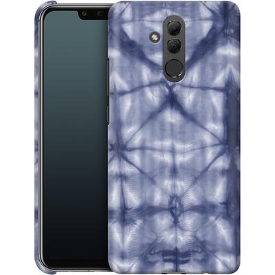 Huawei Mate 20 Lite Smartphone Huelle - Tie Dye 2 Navy von Amy Sia
