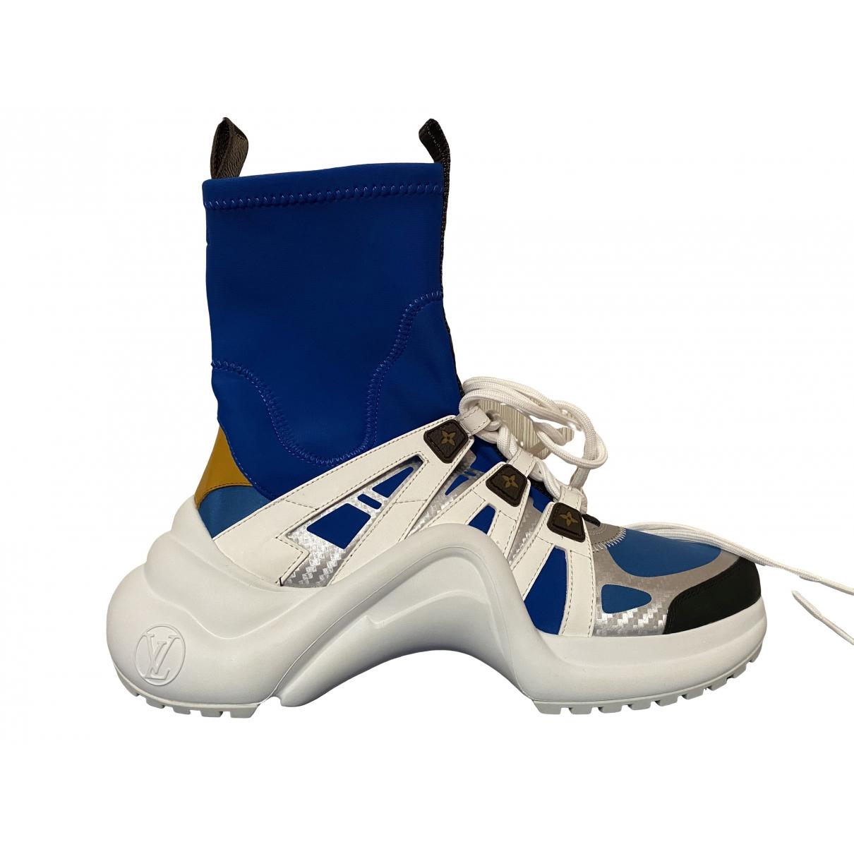 Louis Vuitton Archlight White Trainers for Women 38 EU
