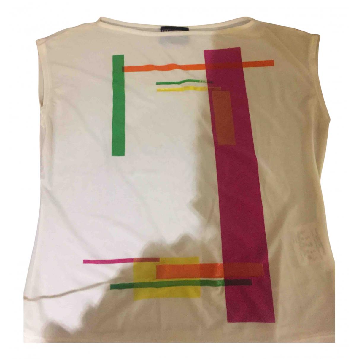 Camiseta sin mangas Fendi