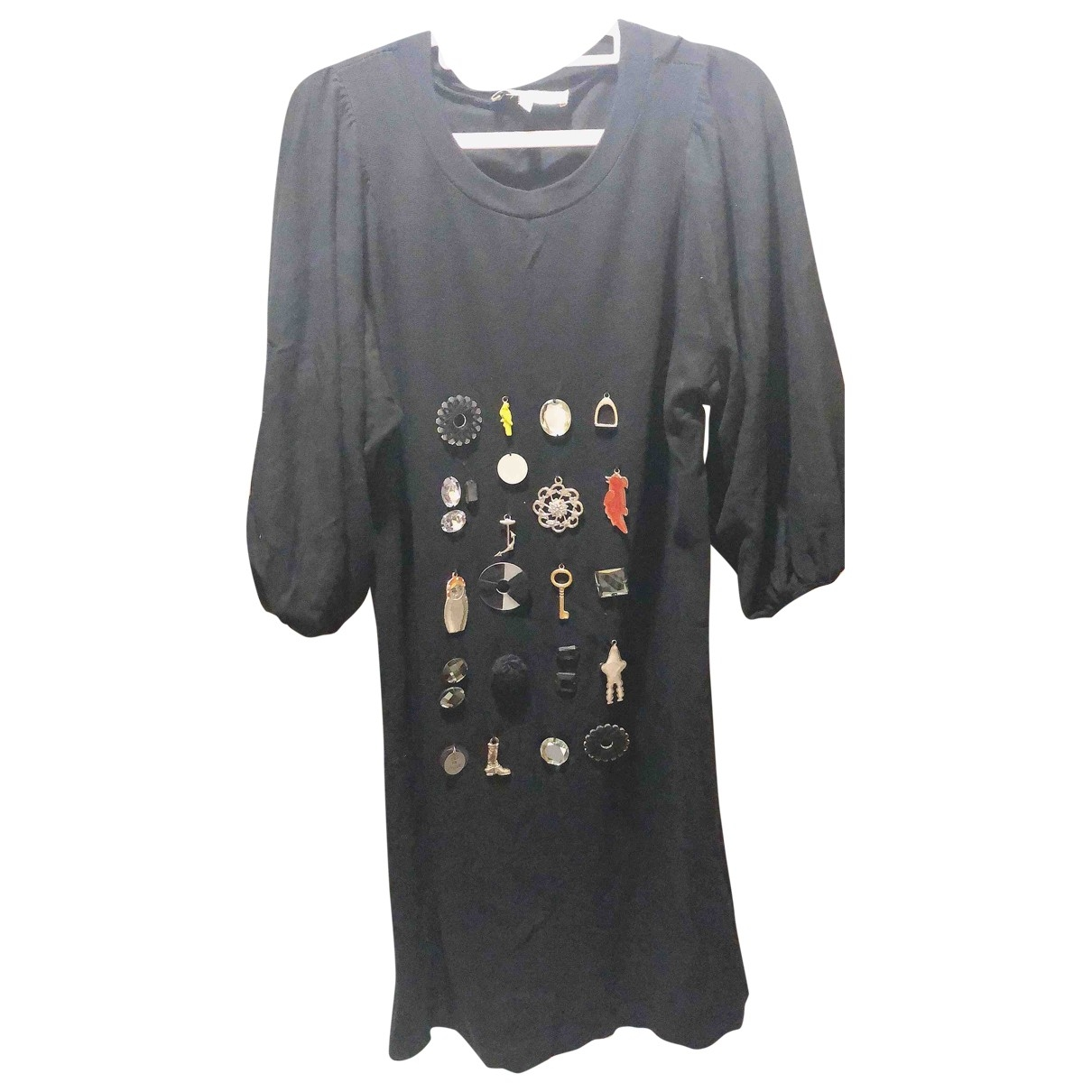 See By Chloé \N Black Cotton dress for Women 2 US