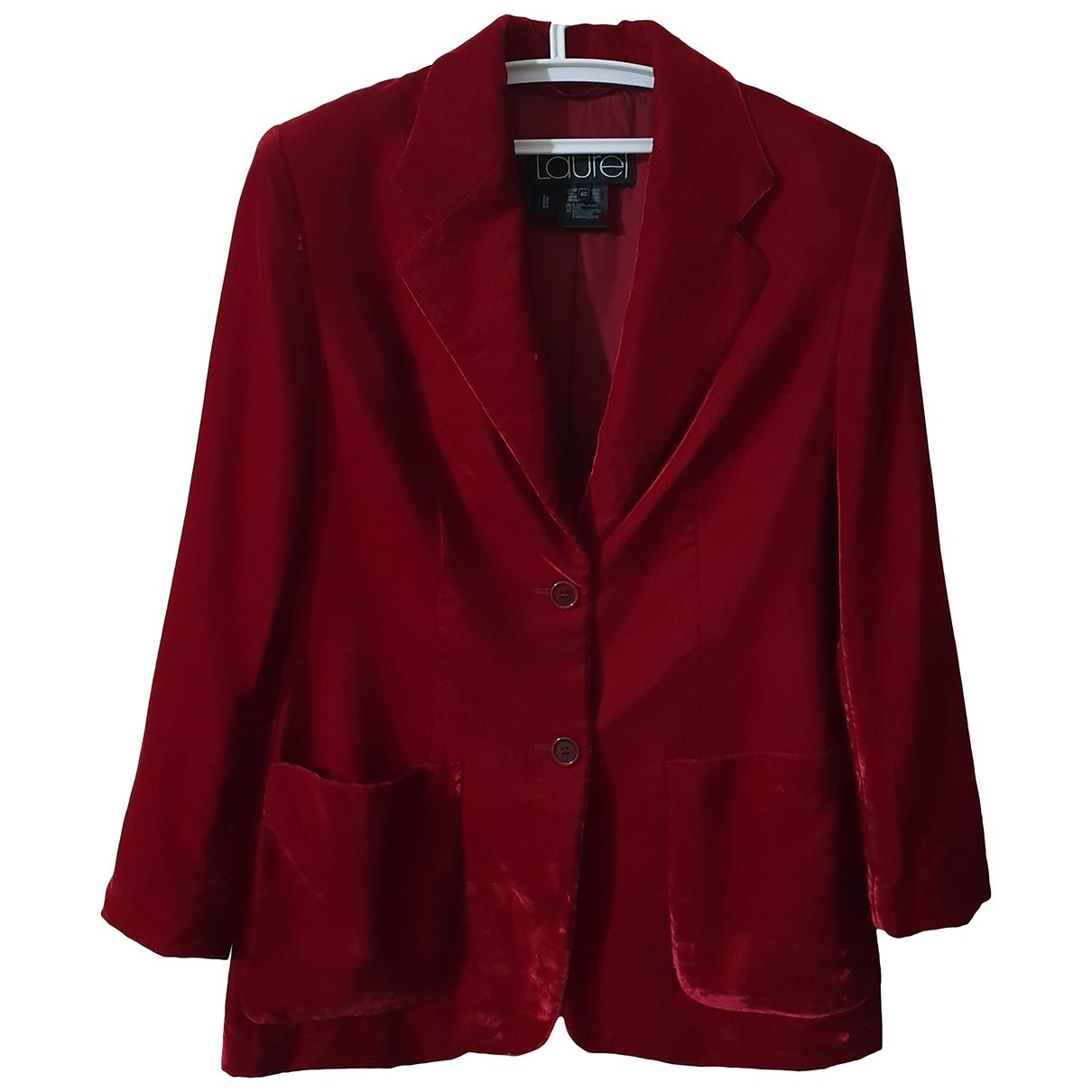 Laurel \N Red jacket for Women XL International