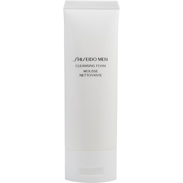 Shiseido Men - Mousse Nettoyante - Shiseido Schaum 125 ML