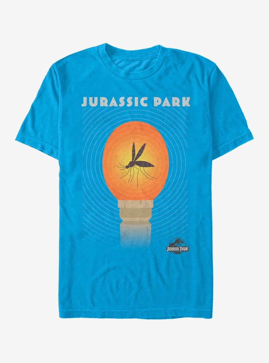 Jurassic Park Mosquito Stone T-Shirt