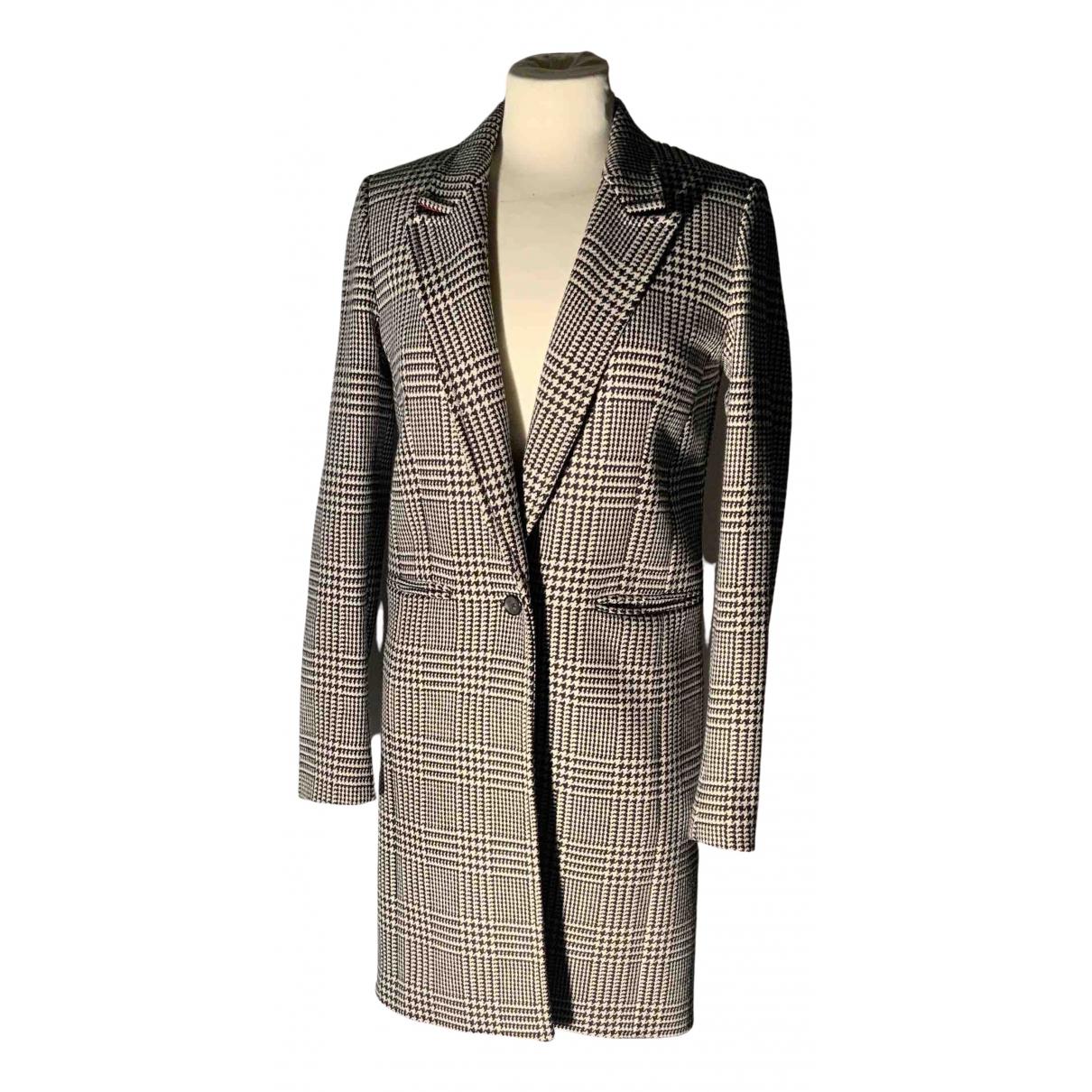 Paul Smith - Veste   pour femme en laine - ecru