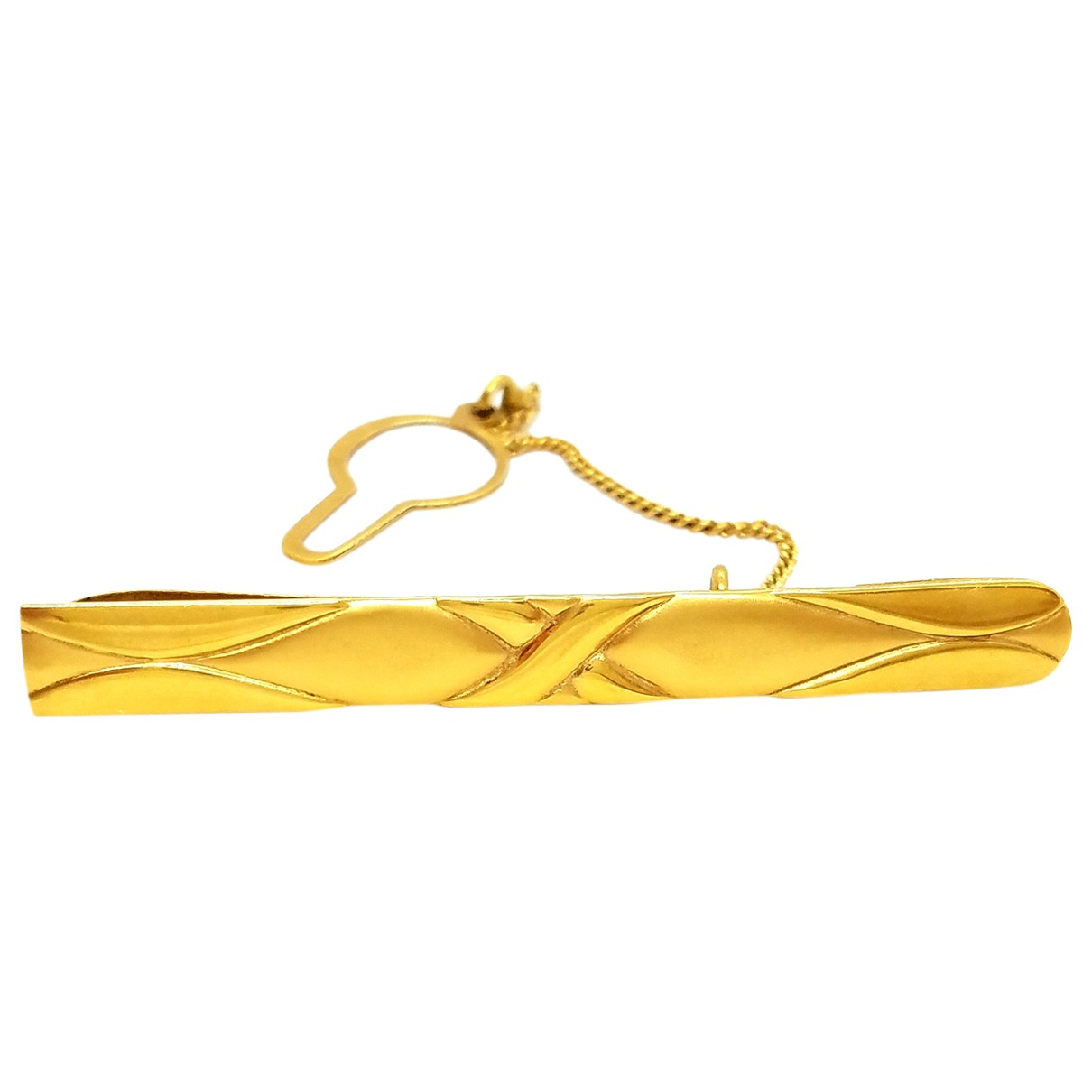 Autre Marque \N Gold Ties for Men \N