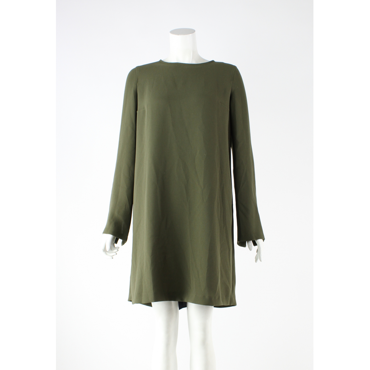 Claudie Pierlot \N Kleid in  Gruen Polyester