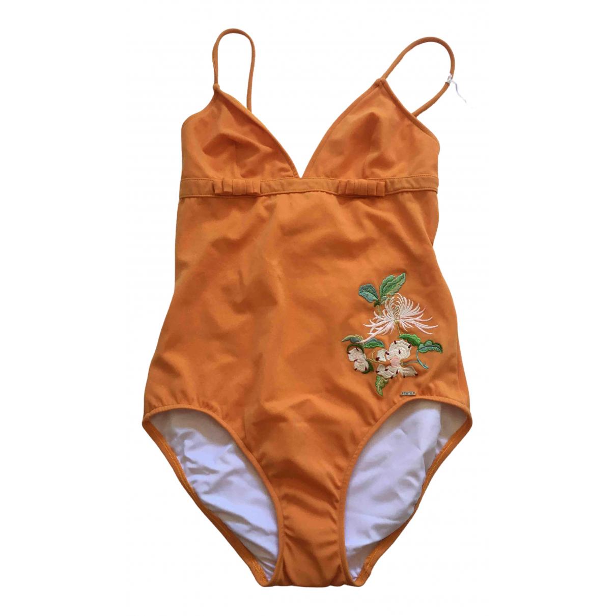 Dior - Bain   pour femme - orange