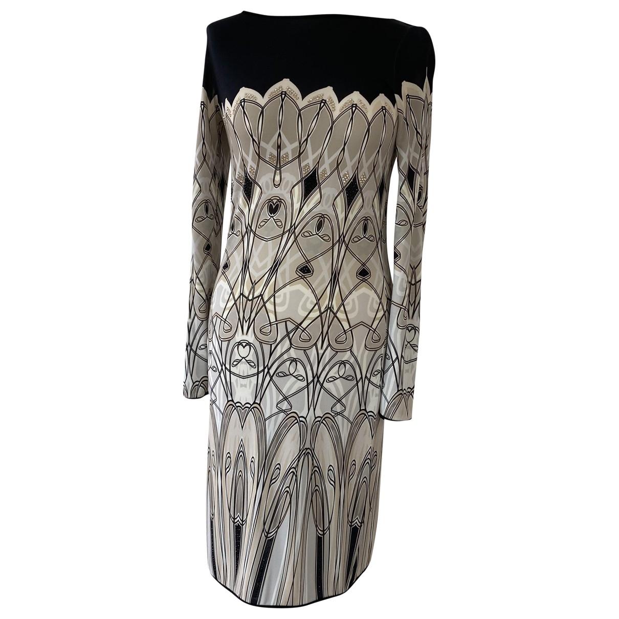 Blumarine - Robe   pour femme en soie