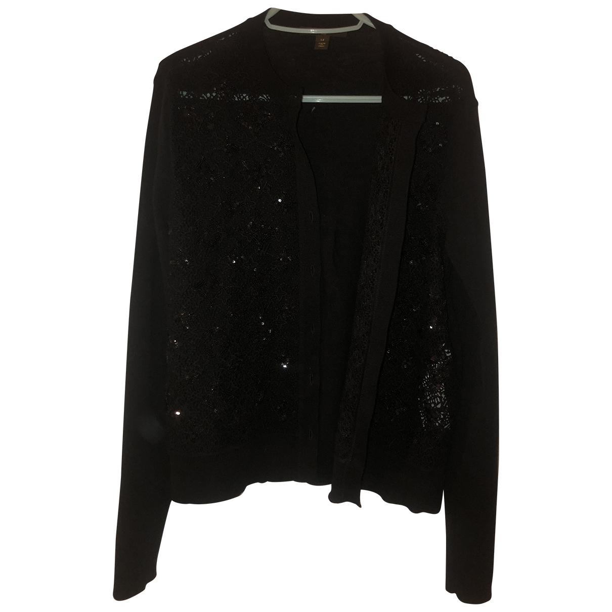 Louis Vuitton - Top   pour femme en coton - noir