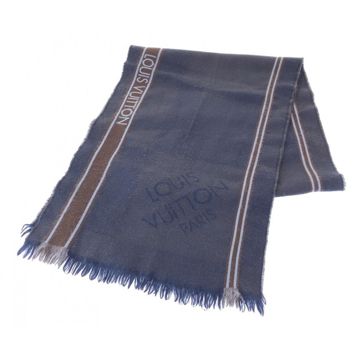 Pañuelo / bufanda de Lana Louis Vuitton