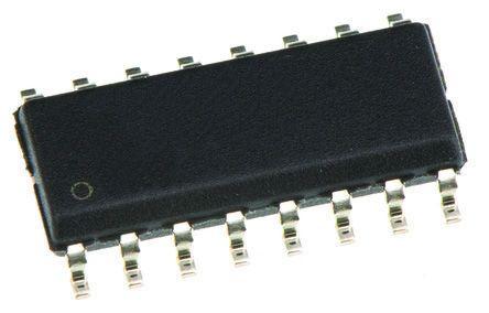 Nexperia HEF4052BT,653 , Multiplexer/Demultiplexer DPDT, 3 → 15 V, 16-Pin, SOIC (50)