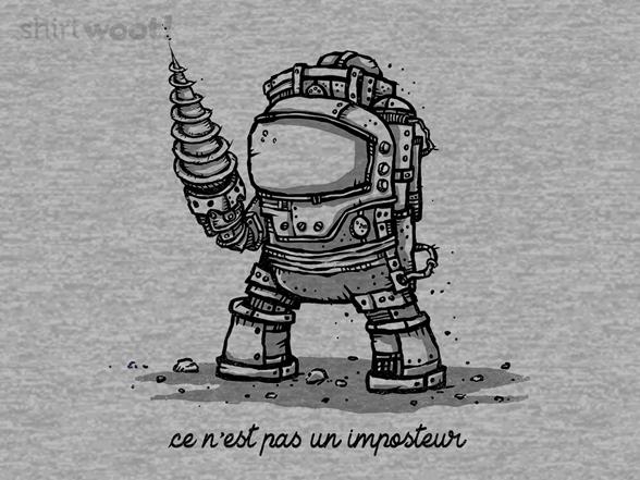 Ce N'est Pas Un Imposteur T Shirt