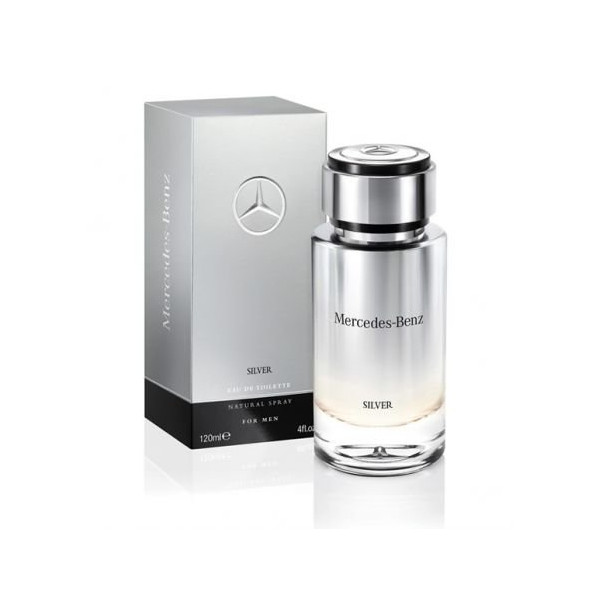 Silver Men - Mercedes-Benz Eau de toilette en espray 120 ml