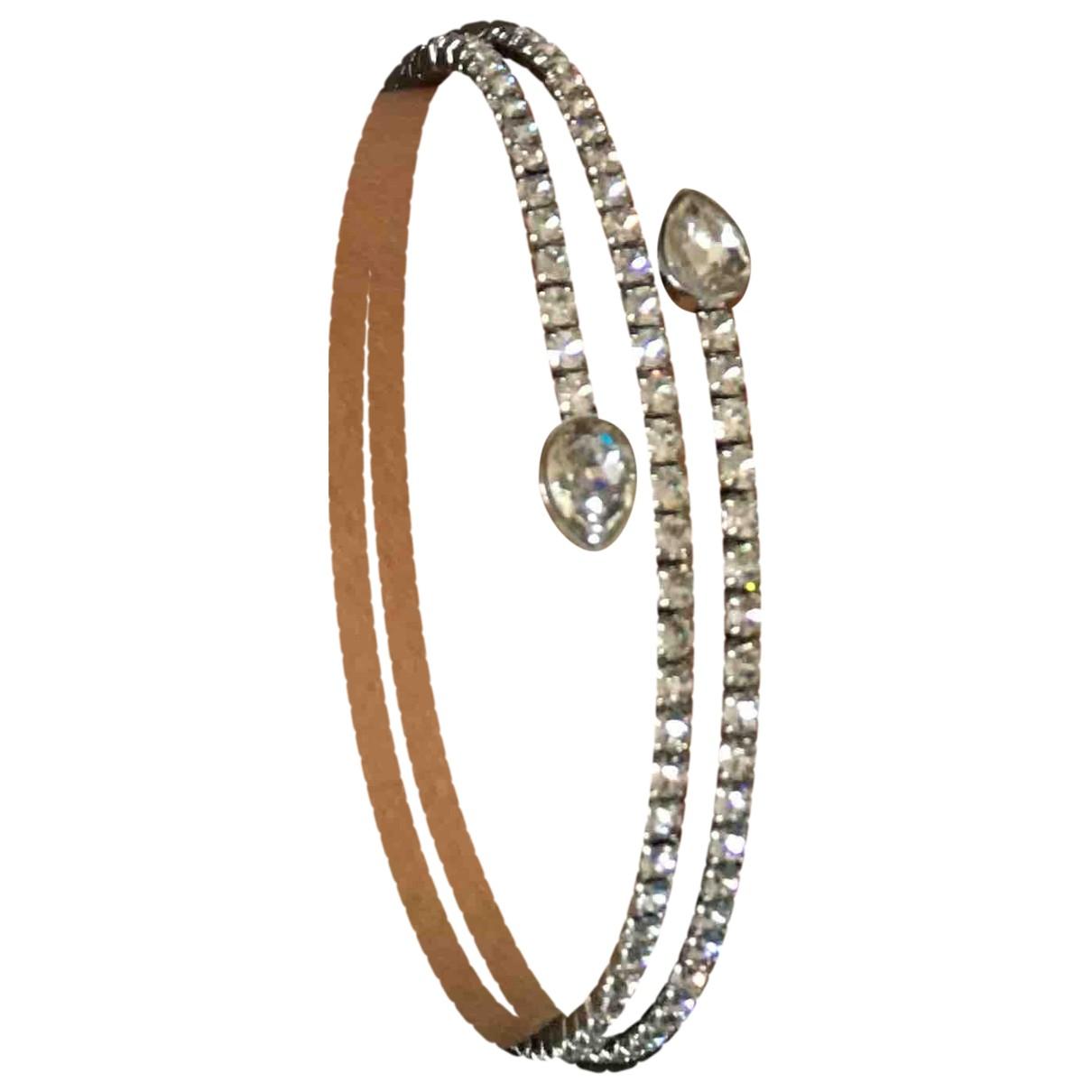 Swarovski \N Armband in  Metallic Kristall