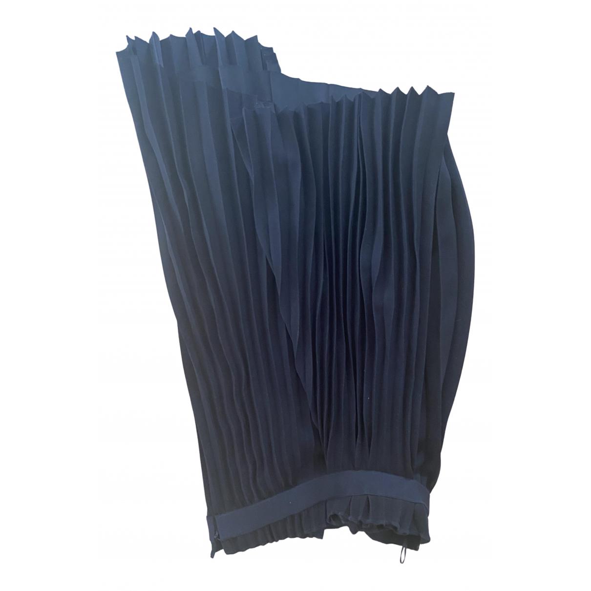 Balenciaga - Jupe   pour femme en coton - noir