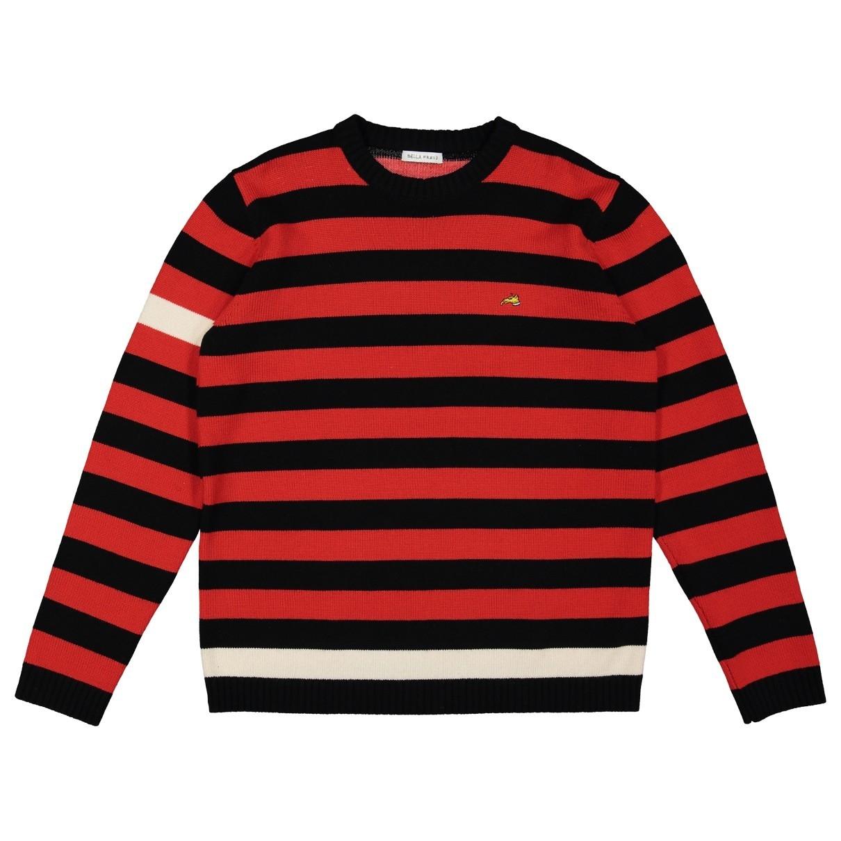 Bella Freud \N Pullover.Westen.Sweatshirts  in  Bunt Wolle