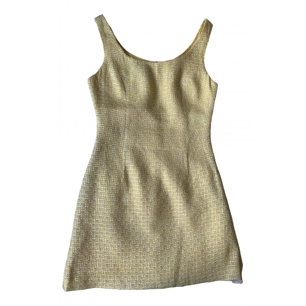 Versace Jean - Robe   pour femme - jaune
