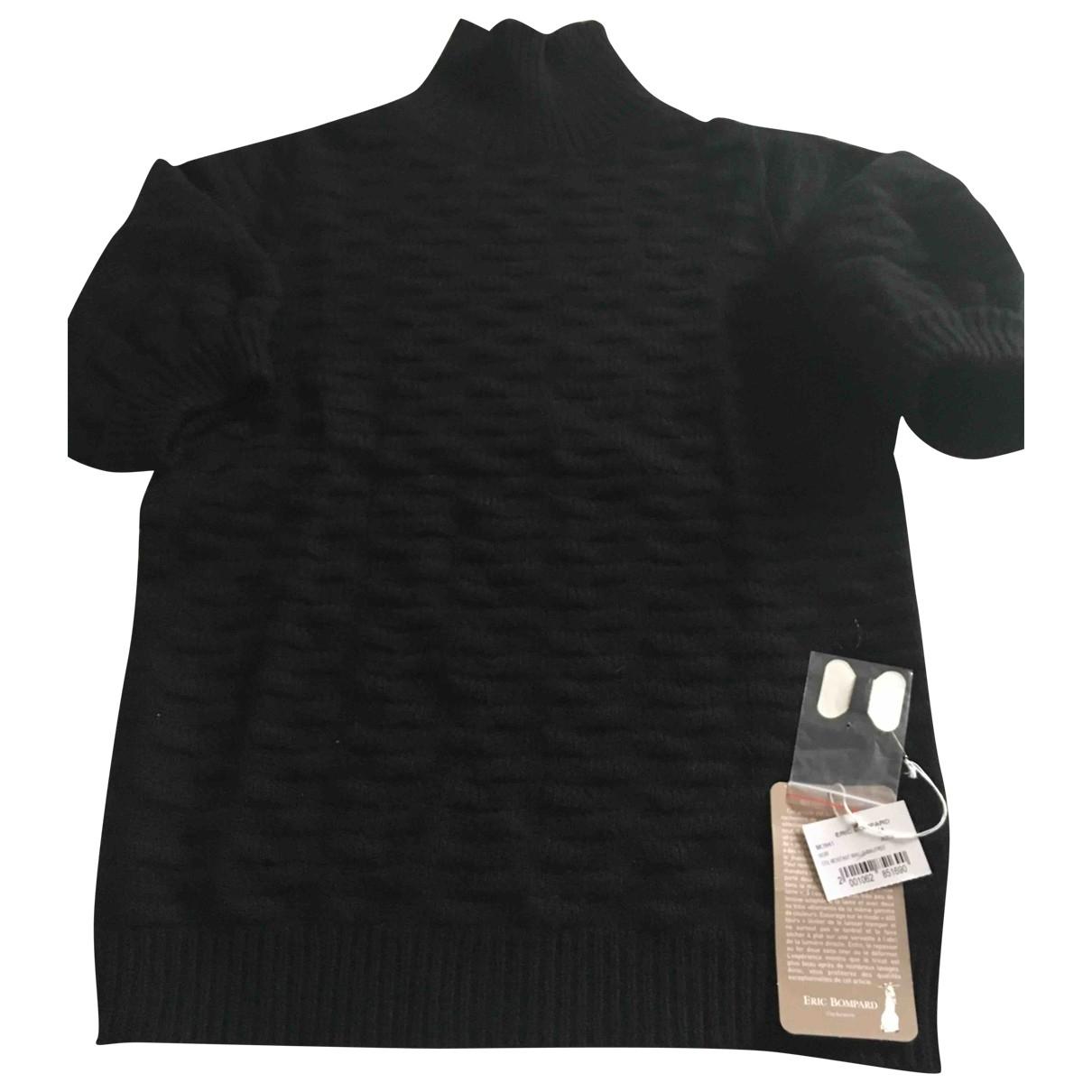 Eric Bompard - Pull   pour femme en cachemire - noir