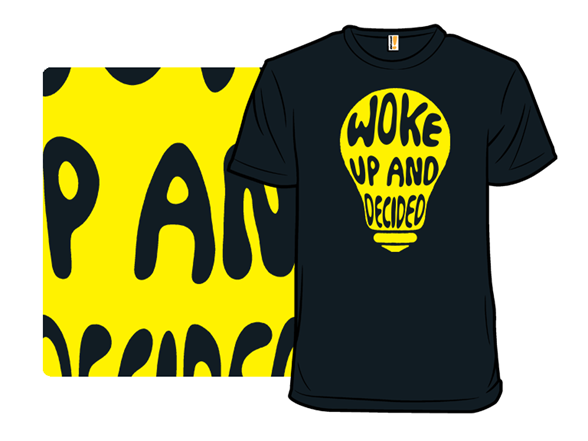 Make A Change T Shirt