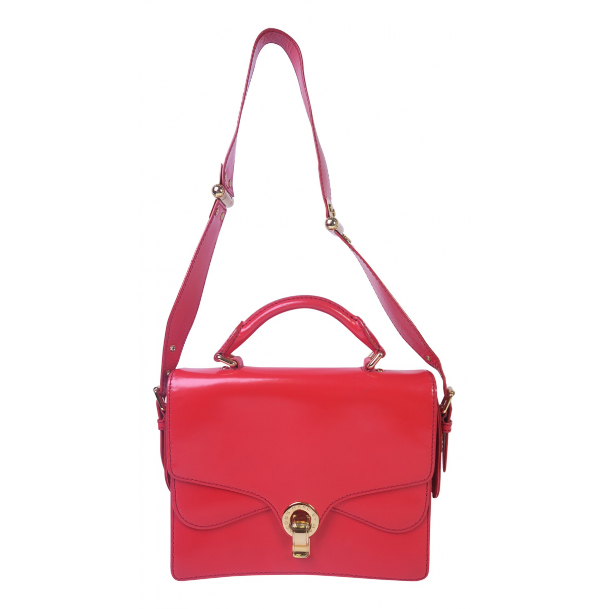 Marc By Marc Jacobs N Red Patent leather handbag for Women N