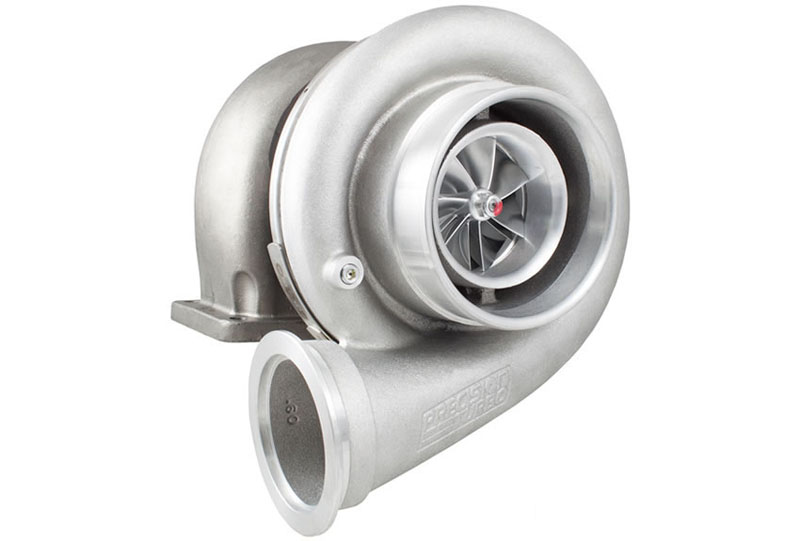 Precision Turbo & Engine 22207219829 GEN2 7685 HP BB w/ Stainless Steel V-Band IN/OUT 1.15 A/R