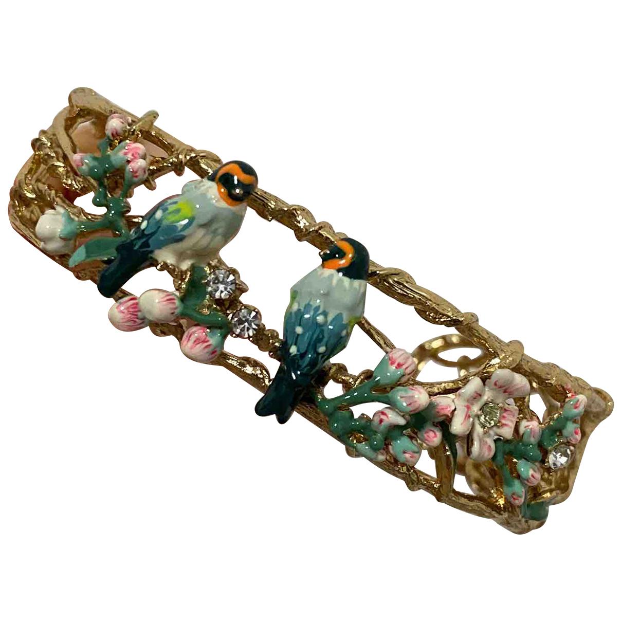 Les Nereides - Bracelet   pour femme en autre - dore