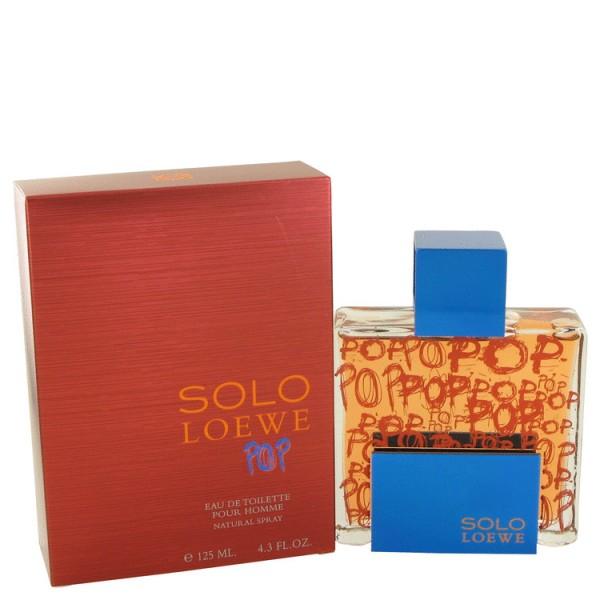 Solo Loewe Pop - Loewe Eau de Toilette Spray 125 ML