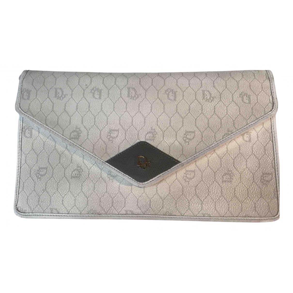 Dior N Grey Clutch bag for Women N