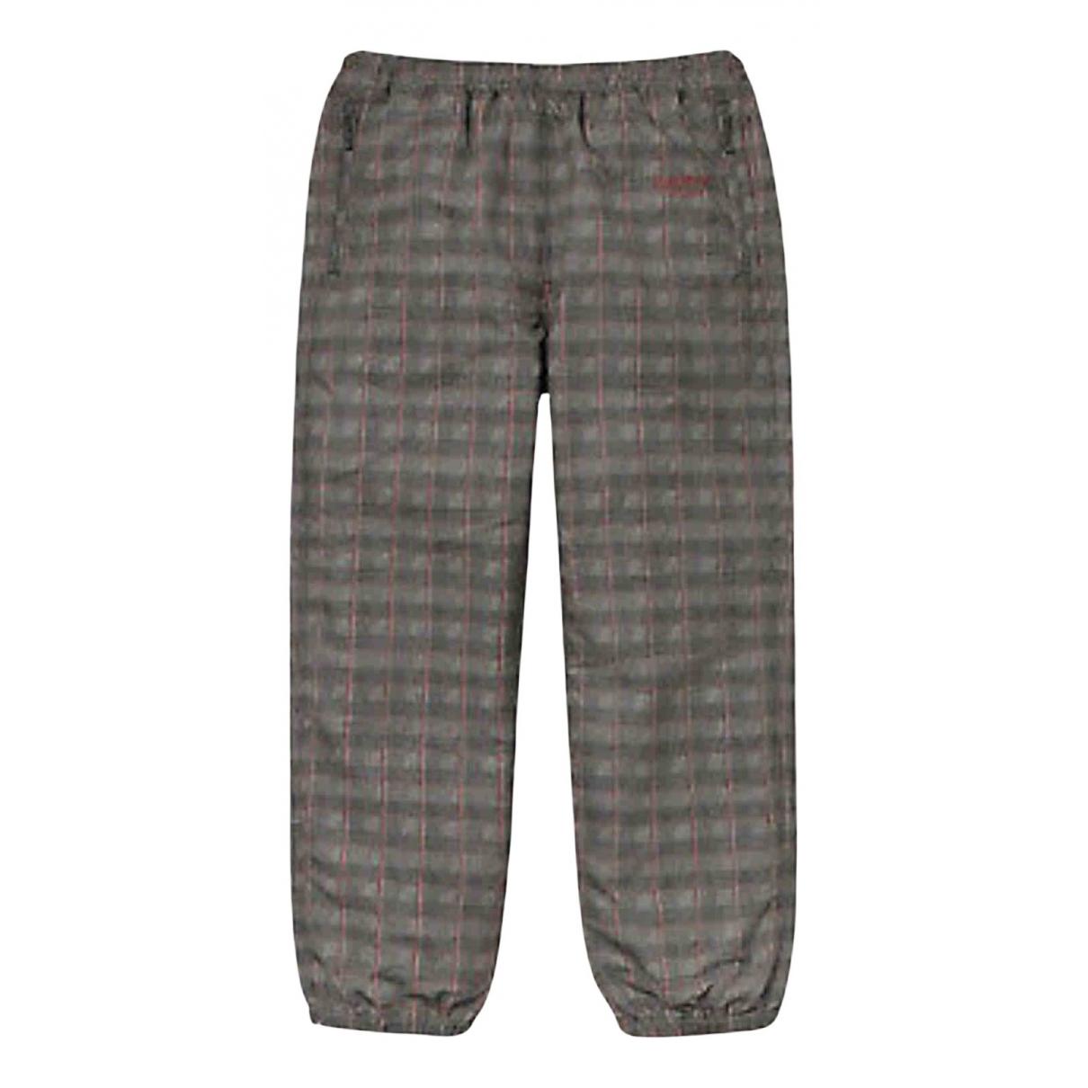 Supreme N Multicolour Trousers for Men S International