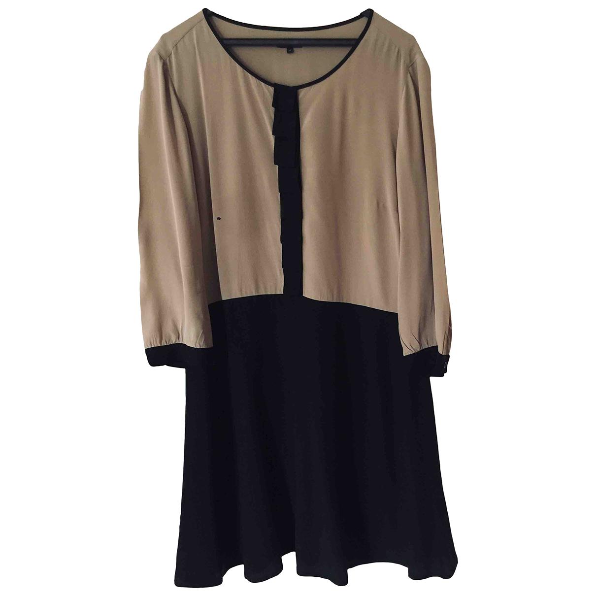 Jaeger N Black Silk dress for Women 14 UK