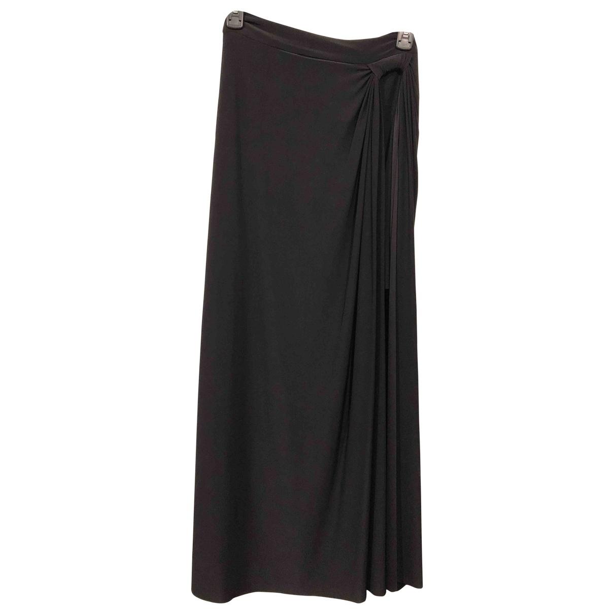 T-bags \N Rocke in  Schwarz Polyester