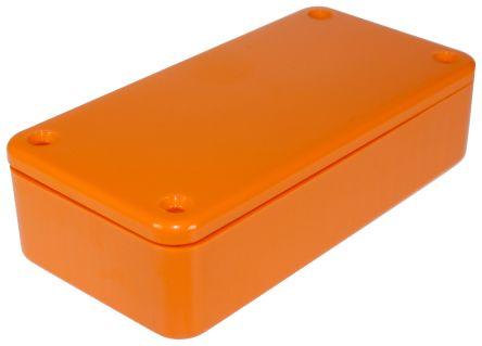 CAMDENBOSS 2000, Orange ABS Enclosure, IP54, 100 x 50 x 25mm