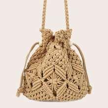 Crochet Bucket Bag