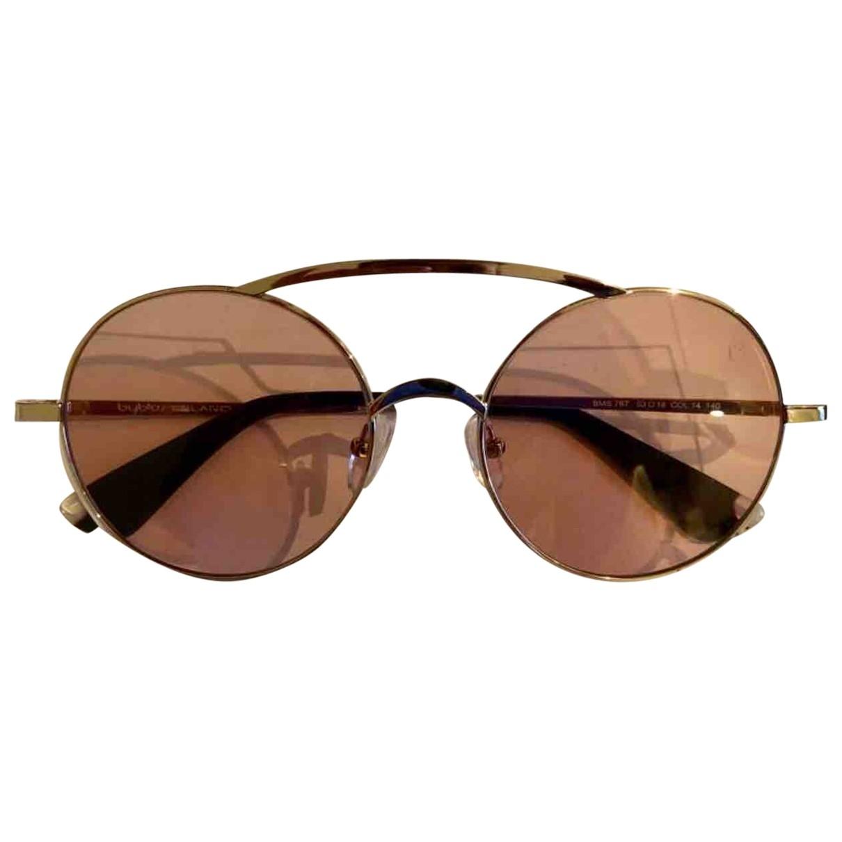 Byblos \N Sonnenbrillen in Metall